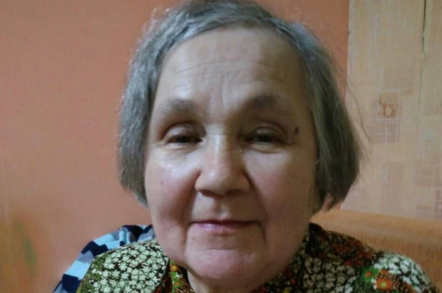 Ираида Ершова, 69 лет, потерялась в лесу в Краснокамском районе.