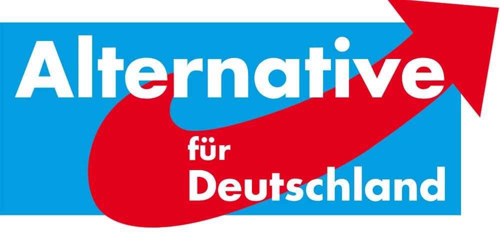 Логотип партии «Альтернатива для Германии».