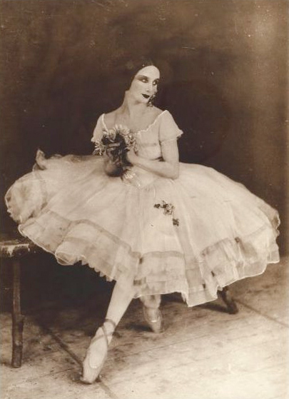 Анна Павлова была одной из лучших балерин в истории.