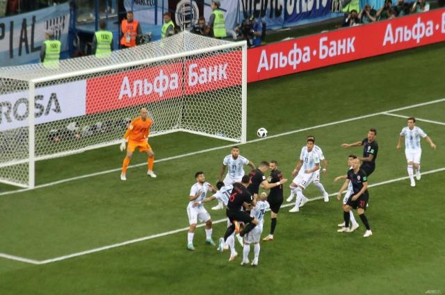 Хорваты поймали свою игру.