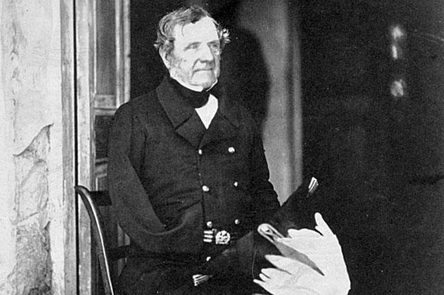 Фицрой Сомерсет, барон Реглан.