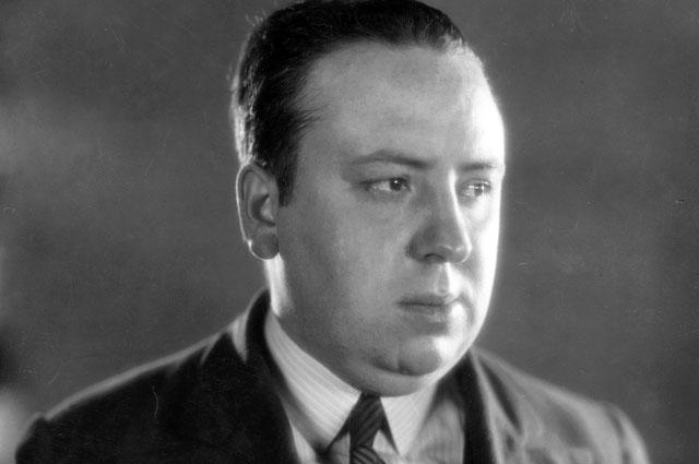 Альфред Хичкок, 1930-е гг.