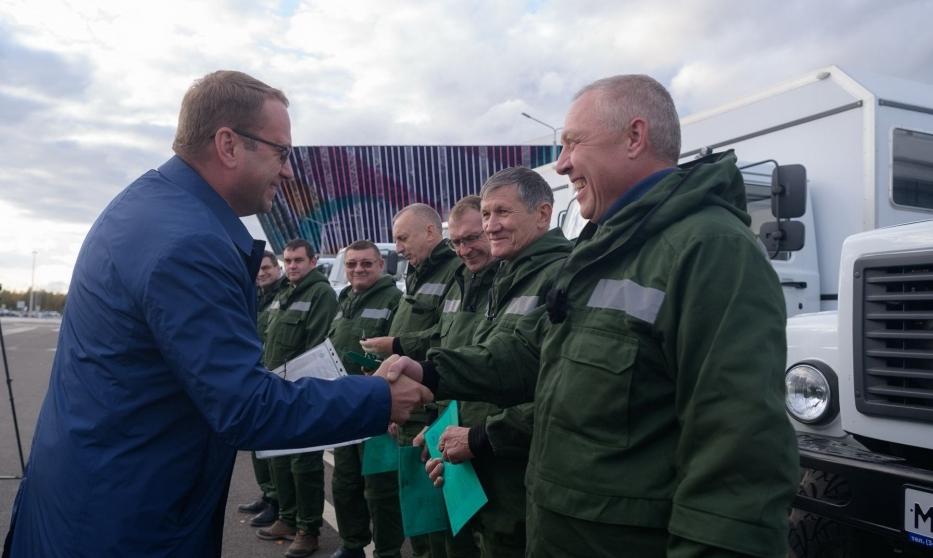 Для сохранения лесов из запланированных 158 единиц техники в распоряжение Уральской базы авиационной охраны лесов уже поступили 148.