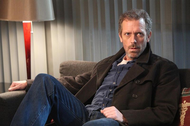 Кадр из фильма « Доктор Хаус».