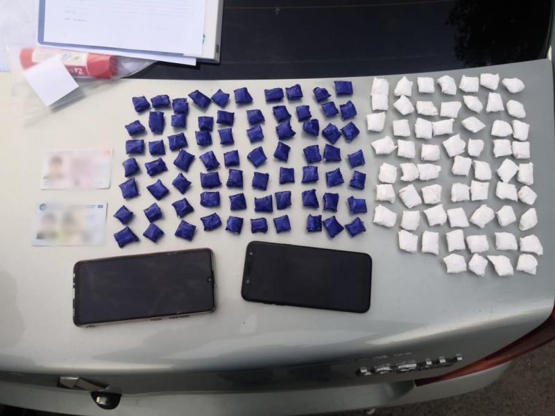 Полицейским из Тверской области удалось перекрыть канал поставки наркотиков