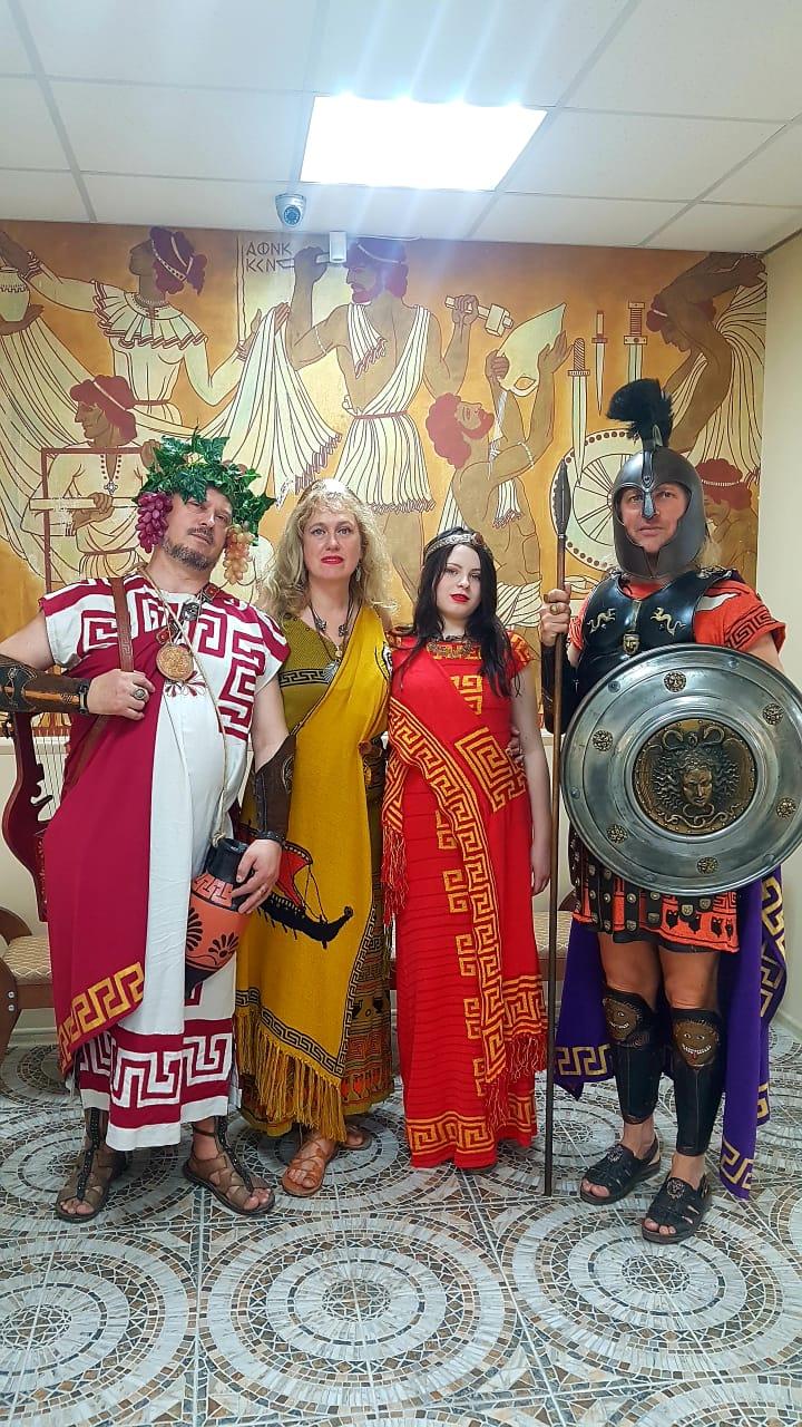 Театрализованные экскурсии пользуются большим успехом у туристов