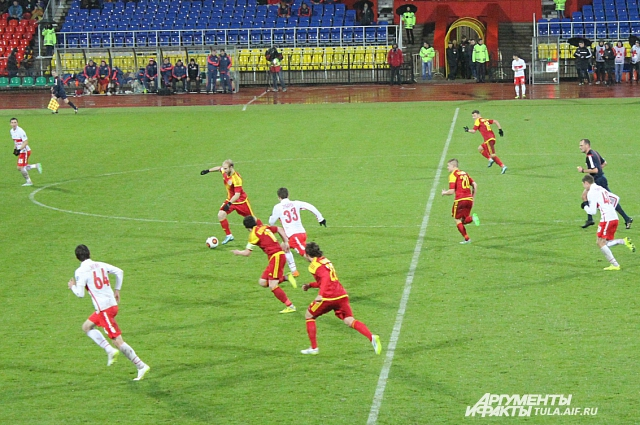 Арсенал-Спартак-2.