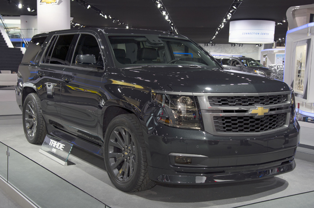 Chevrolet Tahoe.