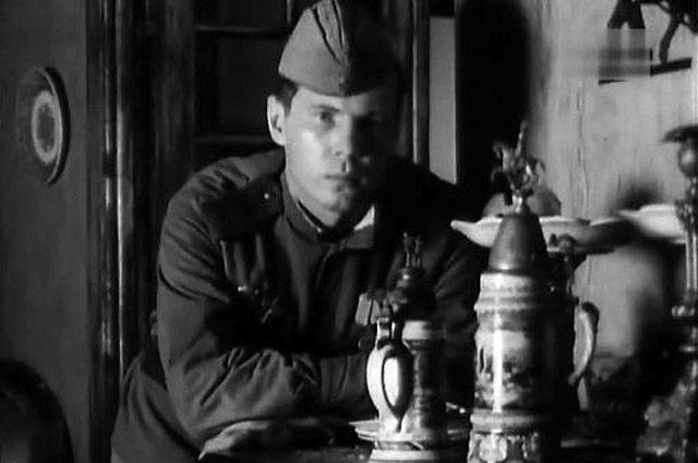 Владимир Гостюхин в фильме «Был месяц май», 1970 год