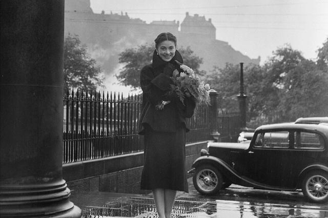Марго Фонтейн. 1951 год.