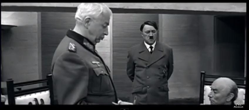 Кадр из фильма «Освобождение»