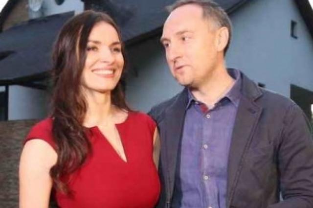 Надежда Грановская с мужем Михаилом Уржумцевым