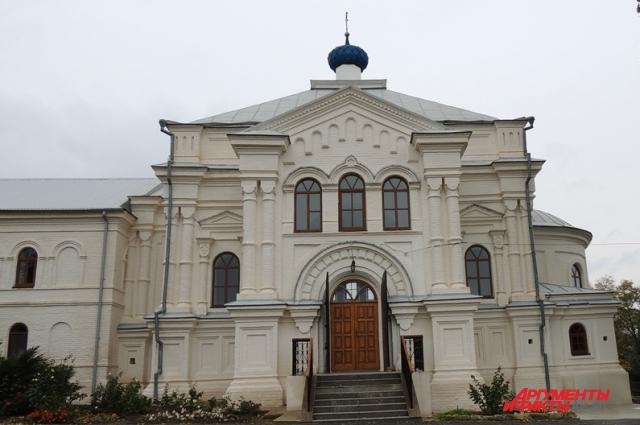 Дубовский Свято-Вознесенский женский монастырь.