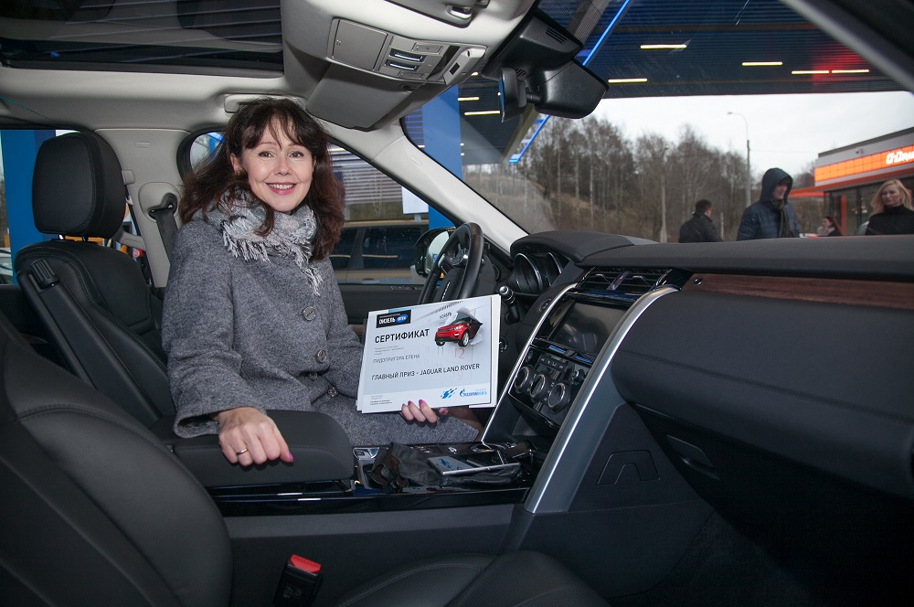 Елена любит путешествовать всей семьей на машине