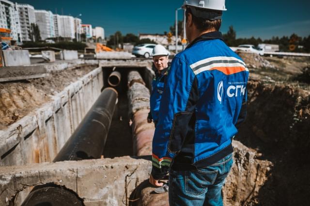 От качества ремонта теплотрасс зависит то, как пройдёт отопительный сезон для горожан, а само качество зависит от полноты финансирования ремонта.