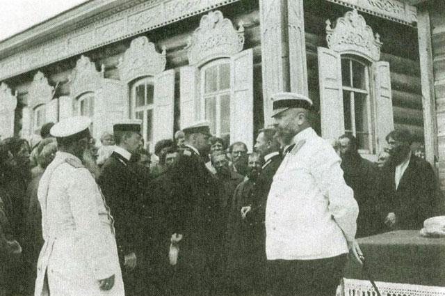 Пётр Столыпин. 1904 год