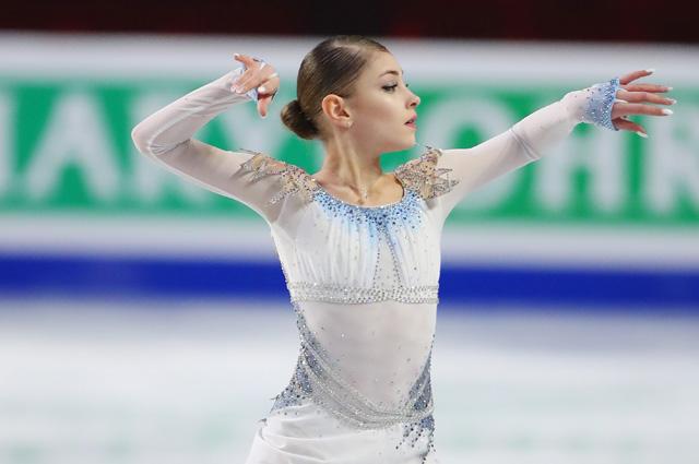 Алена Косторная.