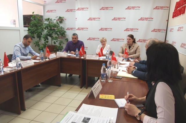 И.о. начальника отдела охраны труда УПБиОТ Куйбышевского НПЗ Олег Ибряшкин пояснил, как формируется тренд на безопасность