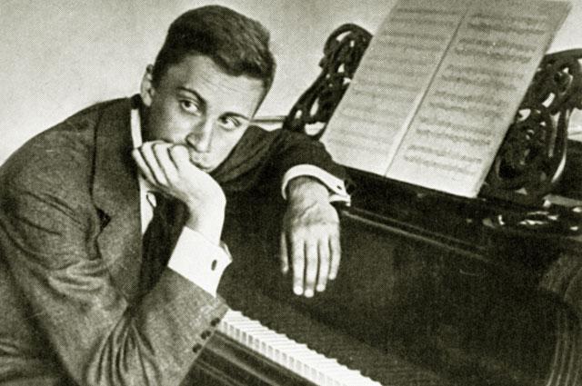 Сергей Прокофьев. 1910 год