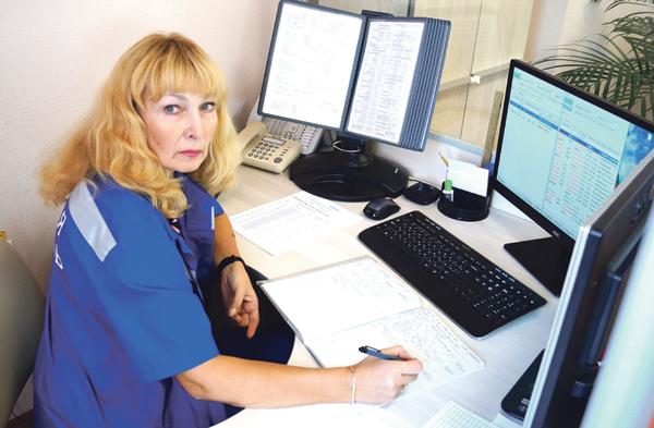 Врач-реаниматолог Ирина Гойко вместо благодарности получила удар в челюсть.