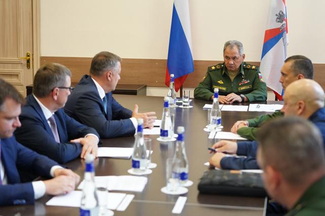 Идея создания в столице Приангарья суворовского училища уже поддержана министерством обороны Российской Федерации.