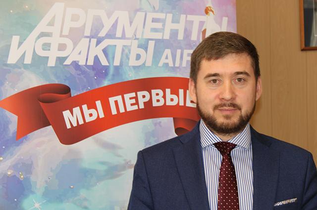 Ренат Васин директор филиала финансовой группы QBF