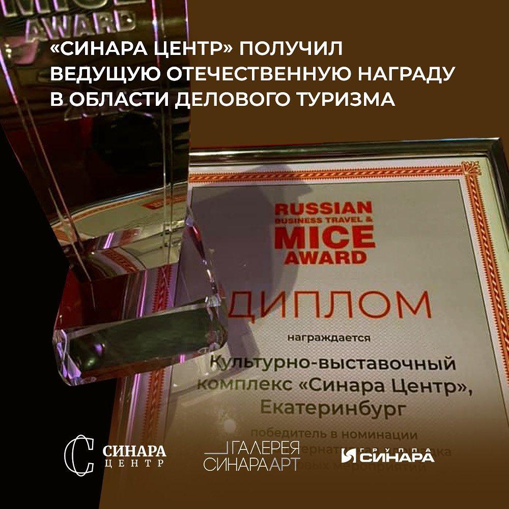 Церемония вручения наград Russian Business Travel & MICE Award состоялась 22 декабря 2020 в Москве.