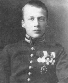 Олег Романов. 1913 год