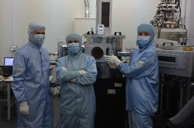 Нанотехнологии создаются практически в стерильных условиях