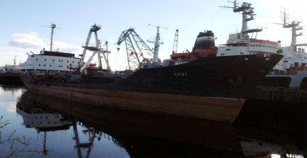 Морской танкер Прут