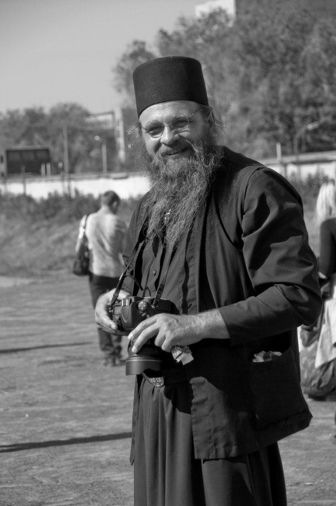 Протоиерей Сергий Баранов.