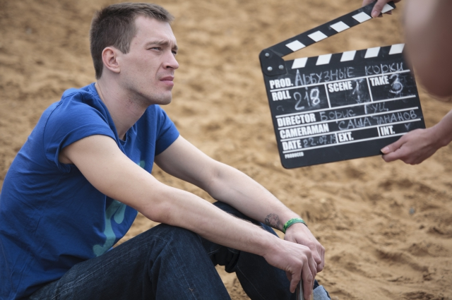 Известный российский музыкант и поэт Евгений Алёхин сыграл в фильме Гуца одну из главных ролей.