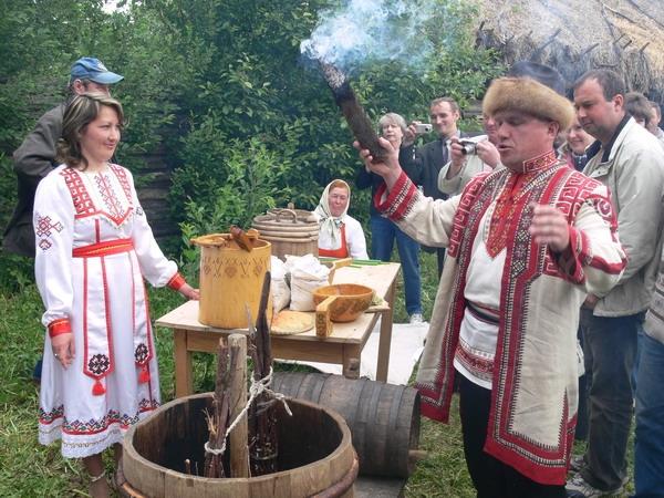 Музей натурального хозяйства чувашского крестьянина XIX века