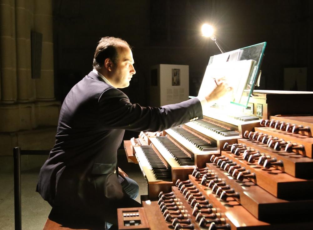 «Орган звучит настолько же актуально, насколько музыка вообще может звучать актуально в наше время».