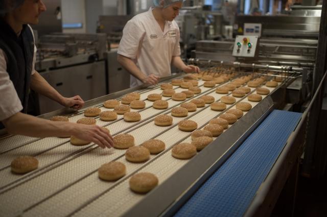 Производимые булочки считаются более диетичными.