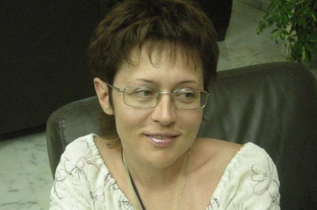 Жанна Шлосберг
