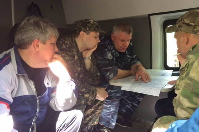 В спасательной операции было задействовано около пятиста человек.