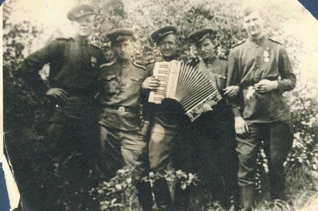 Война закалила Юрия Семёновича. Он никогда не бросал дело на полдороги.