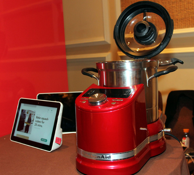 KitchenAid Smart Display.