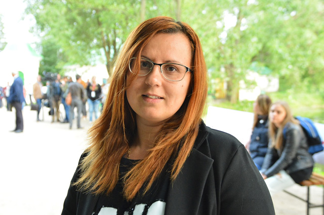 Фаина Алёшина.
