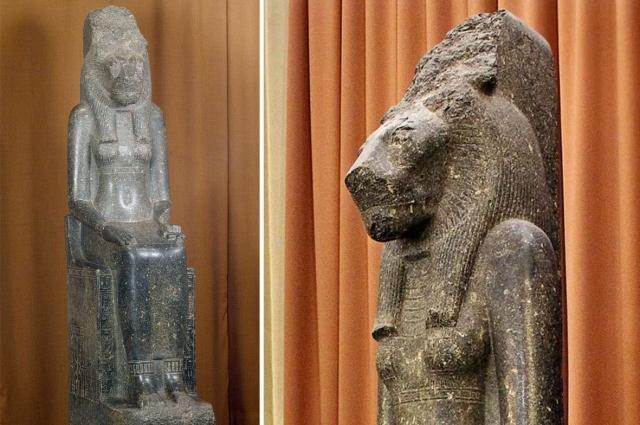 Сотрудники музея поговаривают, что периодически ноги богини покрываются красноватым налётом. И происходит это незадолго до того, как в России случаются крупные катастрофы и кризисы.