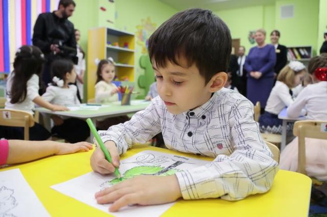 детский сад в ингушетии