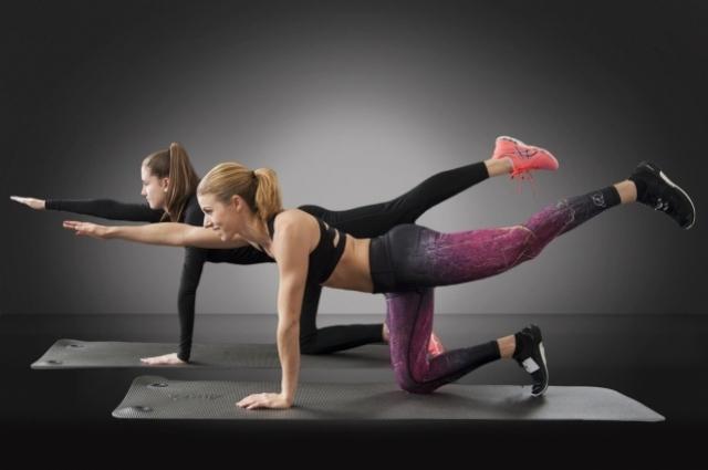 Сбросить лишний вес и стать подтянутым помогут простые упражнения.