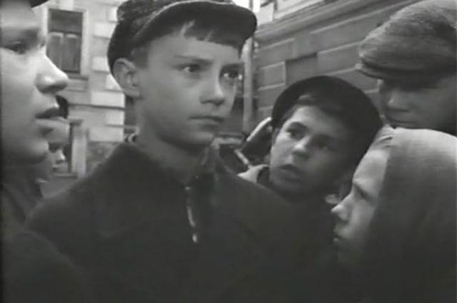 Евгений Герасимов в фильме «Они не пройдут», 1965 г.
