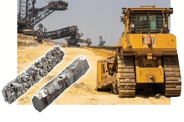 Под Унечей есть залежи титана и циркония. Эти редкоземельные металлы востребованы в электронной промышленности при изготовлении плат.