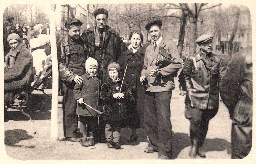 1 мая 1941 года, Москва, Чистые пруды