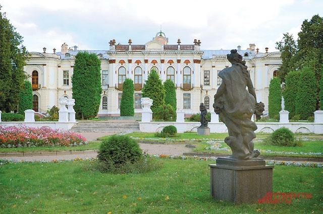 На прогулку в Петровско-Разумовское надо обязательно взять с собой детей
