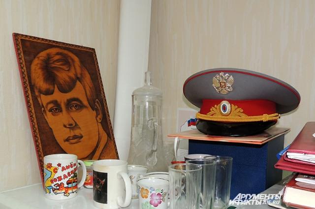 Криминальный сыск и литература то, что всегда больше всего интересовало Сибирева