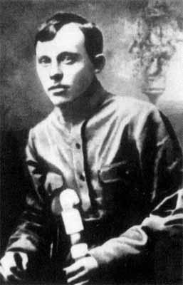 Участник Тамбовского восстания Александр Антонов