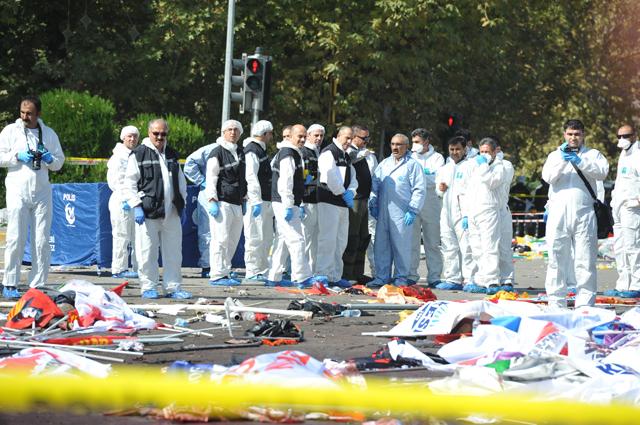 Теракт в Турции.
